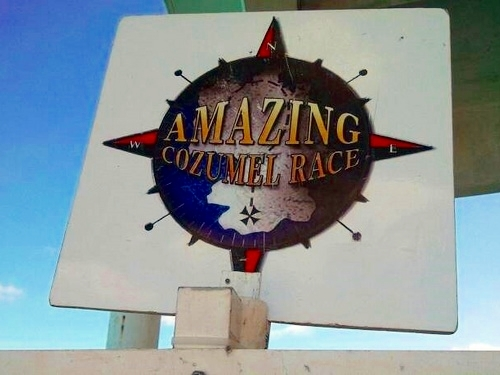 Amazing Cozumel Race Cruise Excursion