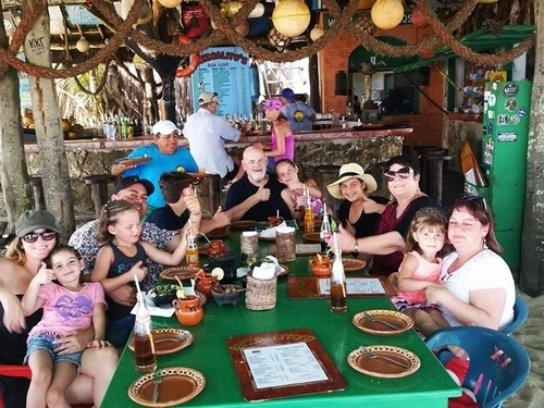 Cozumel Mexico beach atv Shore Excursion Reservations