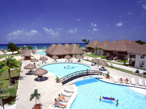 Cozumel Allegro Resort All Inclusive Beach Day Pass Excursion