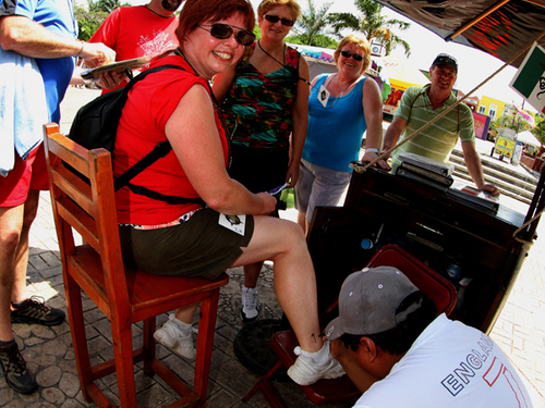 Cozumel amazing race Trip Reservations