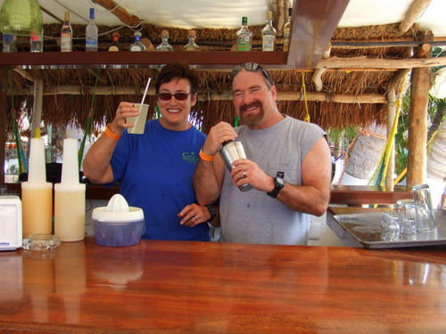 Cozumel beach break Trip Cost