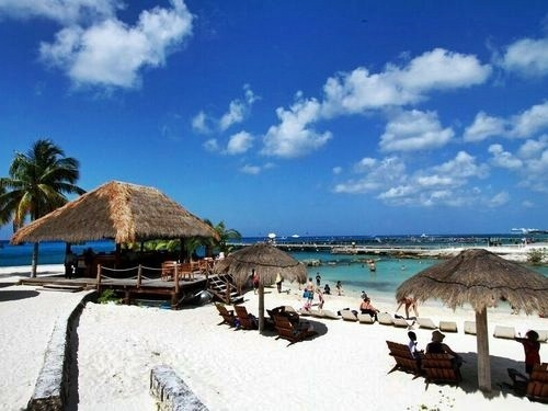 Cozumel beach Cruise Excursion Booking