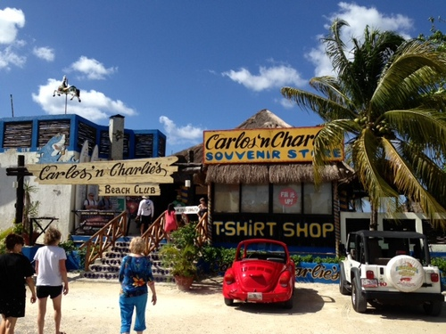 Cozumel Carlos Charlie Beach Shore Excursion Reservations
