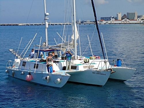 Cozumel catamaran sailing Trip Tickets