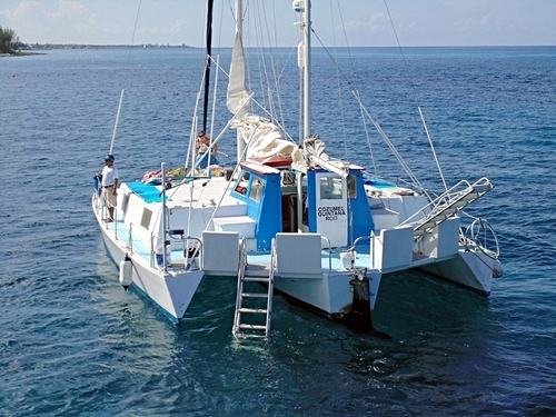 Cozumel catamaran Tour Reservations