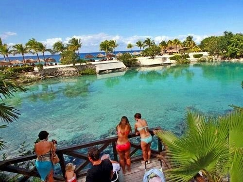 Cozumel chankanaab park Shore Excursion Tickets