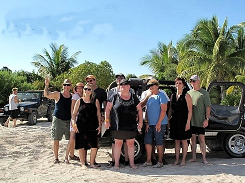 Cozumel crocodile lagoon Shore Excursion Reviews