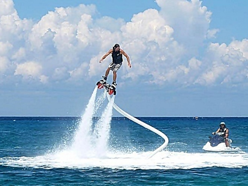 Cozumel Flyboard Adventure Excursion