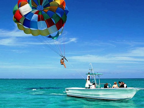 Cozumel Island kids pool  Cruise Excursion Booking Reviews