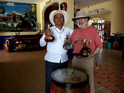 Cozumel learn how tequila is made Cruise Excursion Booking