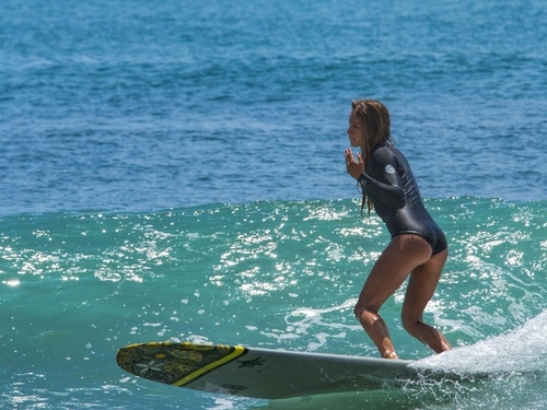 Cozumel Surfing Introduction