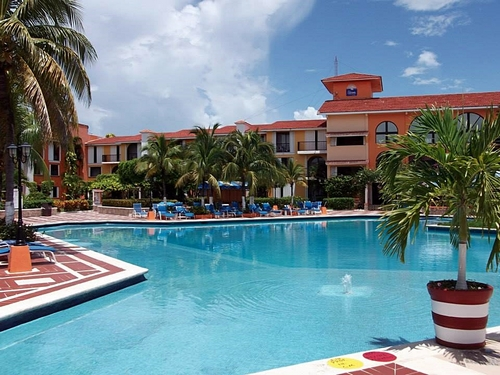 Cozumel Mexico beach and pool area Cruise Excursion Cost