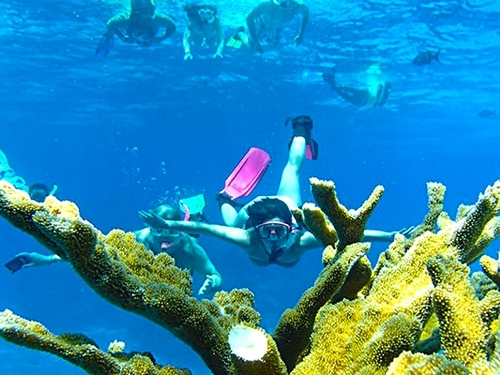 Cozumel Mexico beach facilities Excursion Cost