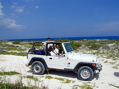 Cozumel Mexico beach Tour Cost