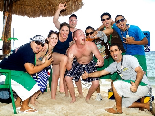 Cozumel Mexico Carlos and Charlies Beach Club Excursion Booking