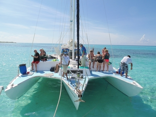 Cozumel Mexico catamaran snorkel Tour Tickets