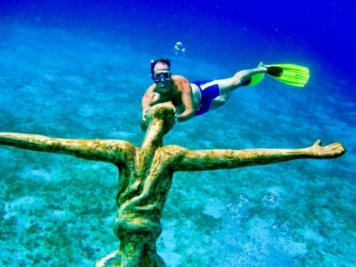 Cozumel Mexico chankanaab snorkel Cruise Excursion Cost