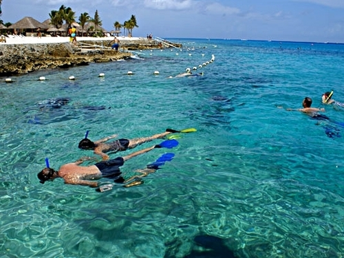 Cozumel Mexico chankanaab snorkel Excursion Prices