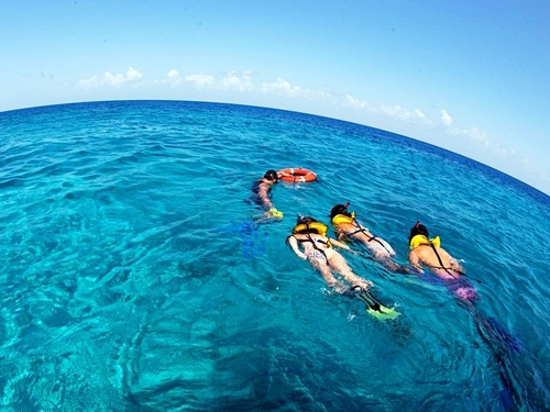 Cozumel Mexico Columbia Lagoon Trip Reservations