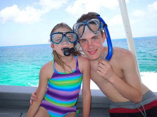 Cozumel Mexico crystal clear water Trip Cost