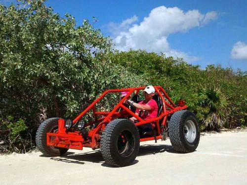 Cozumel Mexico Dune Buggy Shore Excursion Cost