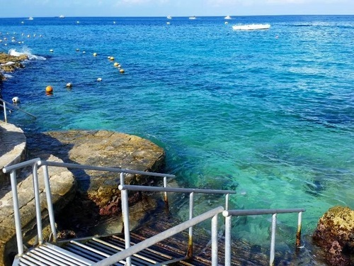 Cozumel Mexico fresh water pool Shore Excursion Reviews