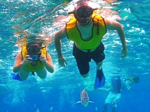 Cozumel Mexico guided snorkel Cruise Excursion Prices