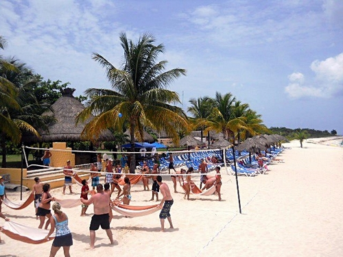 Cozumel Mexico kids pool  Excursion Reviews Cost