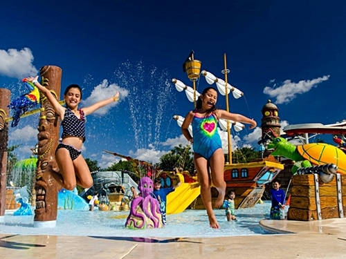 Cozumel Mexico kids water park Excursion Reviews