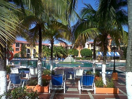 Cozumel Mexico largest resort swimming pool Shore Excursion Tickets