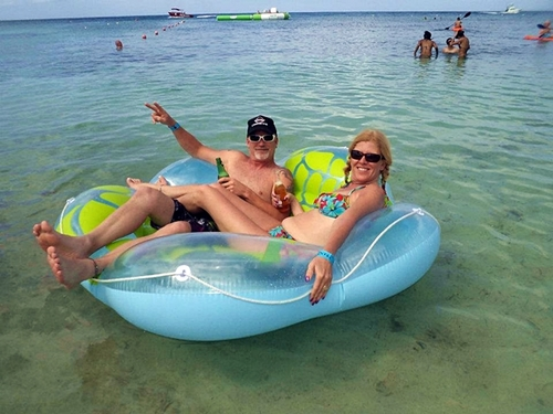 Cozumel Mexico reserved time Trip Cost
