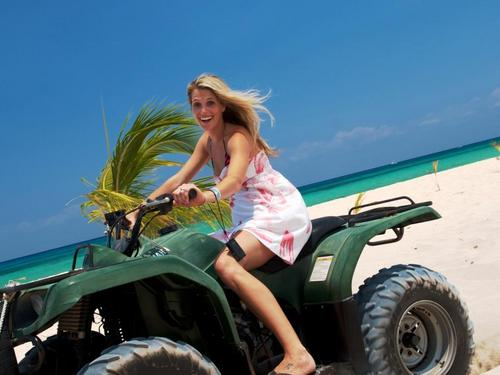 Cozumel Mexico ride solo or double  Cruise Excursion Tickets