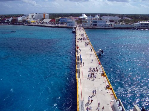 Cozumel Mexico swimming pool Tour Prices