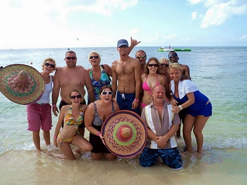 Cozumel Mexico use of club facilities Cruise Excursion Prices