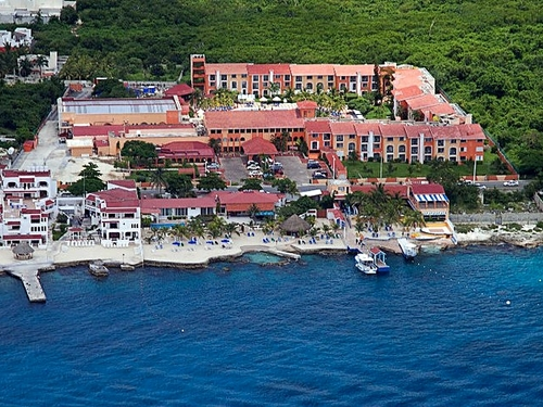 Cozumel Mexico use of resort facilities Excursion Booking