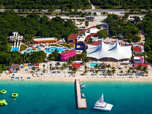 Cozumel Mexico water park Trip Reviews