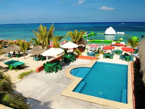 Cozumel Mr. Sanchos Beach All Inclusive Day Pass