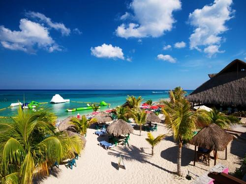 Cozumel Mr. Sanchos VIP Romantic Day at the Beach Excursion