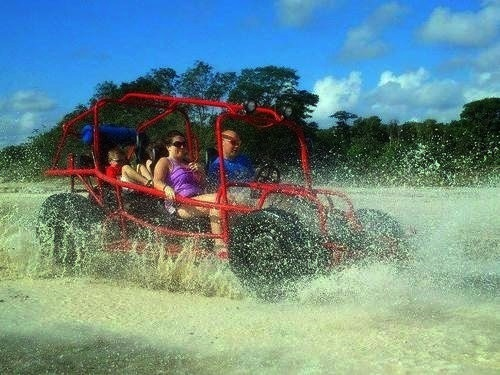 Cozumel off road Shore Excursion Tickets