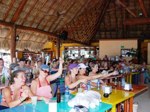 Cozumel open bar Shore Excursion Cost Prices
