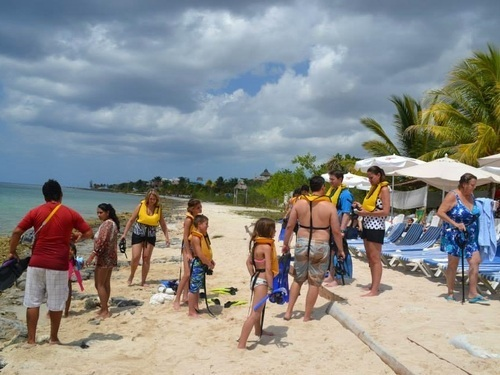 Cozumel Playa Uvas Trip Tickets