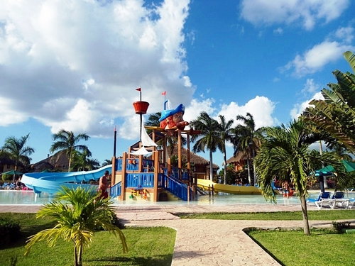 Cozumel Port kids play area Trip Cost Tickets