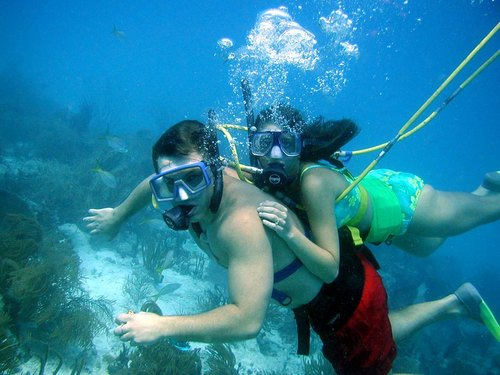 Cozumel Port SNUBA and Snorkeling Excursion Tickets Cost
