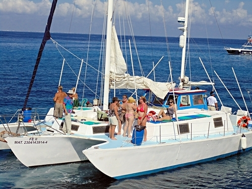 Cozumel sail and snorkel Trip Reviews