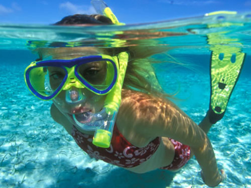 Cozumel snorkel gear included Cruise Excursion Reviews
