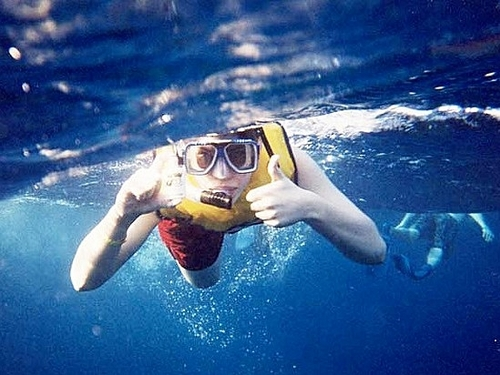 Cozumel snorkel gear included Trip Booking