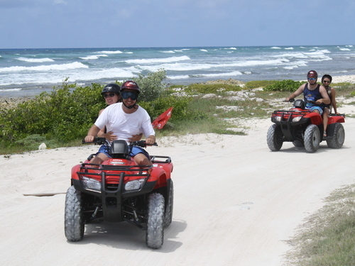 Cozumel quad Cruise Excursion Booking