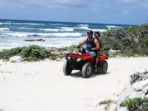 Cozumel all terrain vehicle Cruise Excursion Reviews
