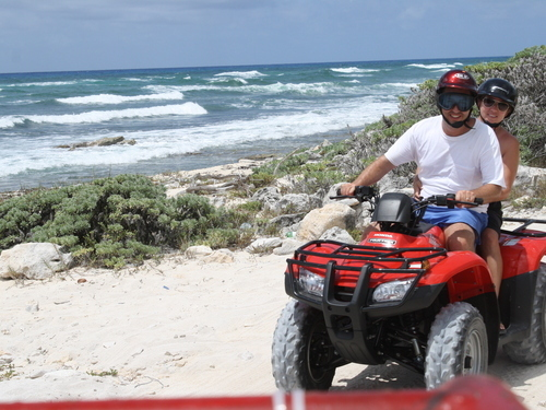 Cozumel wild side atv Excursion Cost
