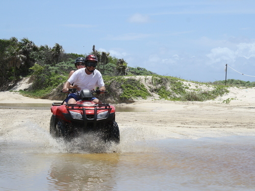 Cozumel Mexico all terrain vehicle Shore Excursion Reservations